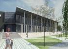 Západočeská univerzita v Plzni, univerzitní knihovna - přístavba